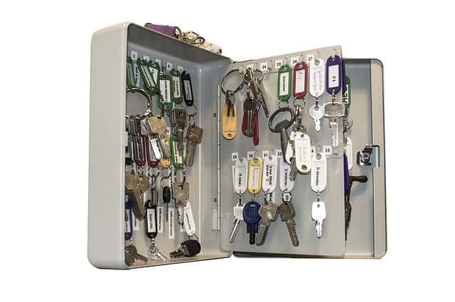 strata master key systems